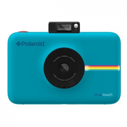 Digitální fotoaparát Polaroid SNAP TOUCH Instant Digital (POLSTBL) modrý