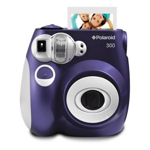 Polaroid PIC-300 Instant fialový (POLPIC300P)