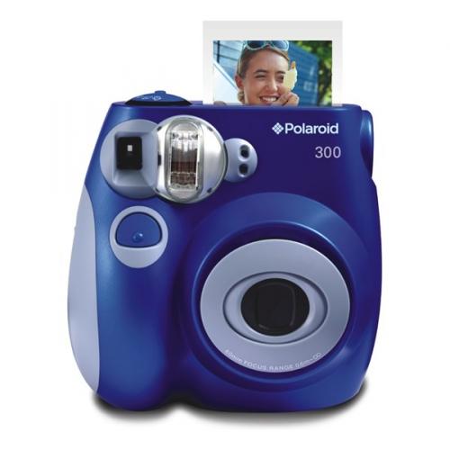 Polaroid PIC-300 Instant modrý (POLPIC300BL)