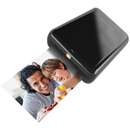 Polaroid ZIP pro Android / iOS, bezdrátová, mobilní černá (POLMP01B)