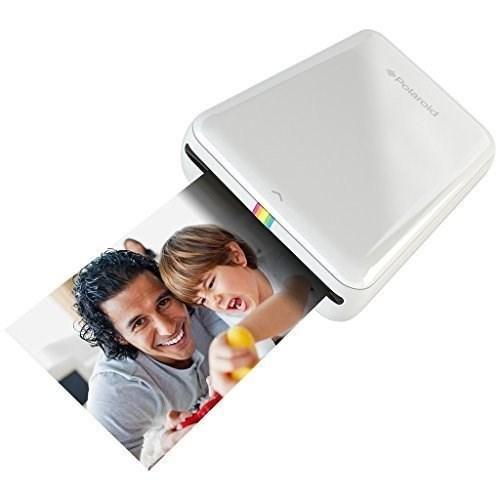 Polaroid ZIP pro Android / iOS, bezdrátová, mobilní bílá (POLMP01W)