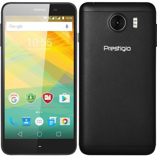 Prestigio Grace Z3 Dual SIM černý + dárky