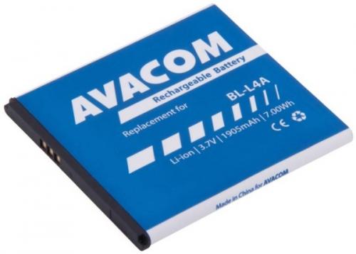 Avacom pro Microsoft Lumia 535, Li-ion 3,7V 1905mAh (náhrada BL-L4A)