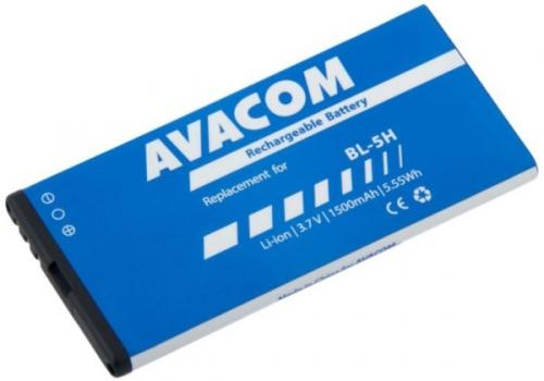 Avacom pro Nokia Lumia 630, 635, Li-Ion 3,7V 1500mAh (náhrada BL-5H)