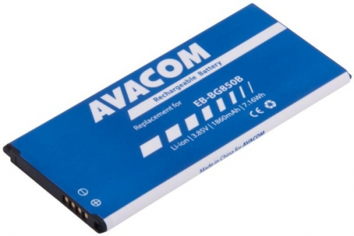 Avacom pro Samsung G850 Galaxy Alpha, Li-Ion 3,85V 1860mAh (náhrada EB-BG850BBE)