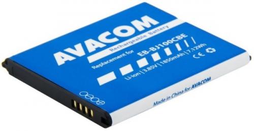 Fotografie Baterie Avacom pro Samsung Galaxy J1, Li-Ion 3,85V 1850mAh, (náhrada EB-BJ100CBE) + DOPRAVA ZDARMA Avacom