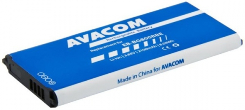 Avacom pro Samsung Galaxy S5 mini, Li-Ion 3,85V 2100mAh, (náhrada EB-BG800BBE)