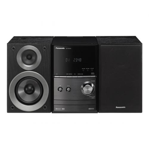 Panasonic SC-PM600EG-K černá/hliník