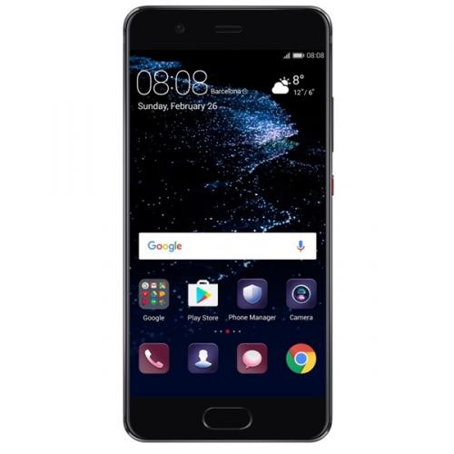 Huawei P10 Dual SIM černý + dárek