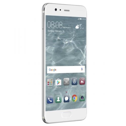 Huawei P10 Dual SIM stříbrný + dárek