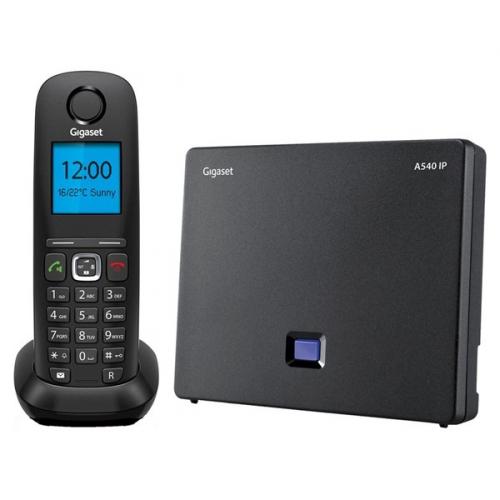 Siemens A540 IP černý