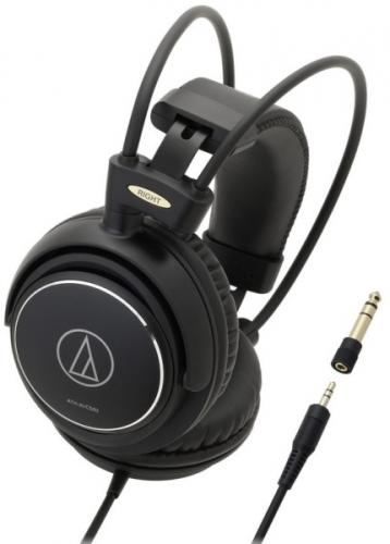 Audio-technica ATH-AVC500 černá