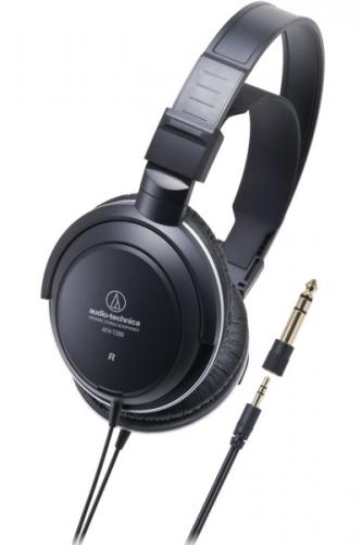 Audio-technica ATH-AVC200 černá