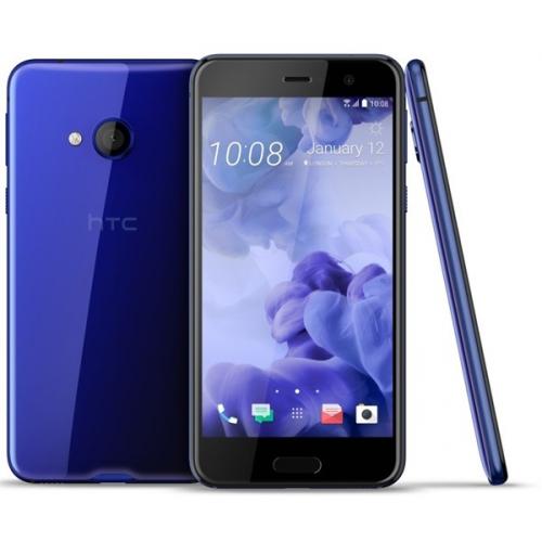 HTC U PLAY modrý + dárek