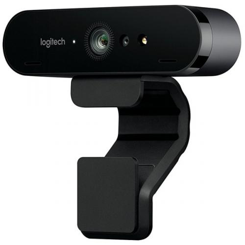 Webkamera Logitech BRIO 4K černá