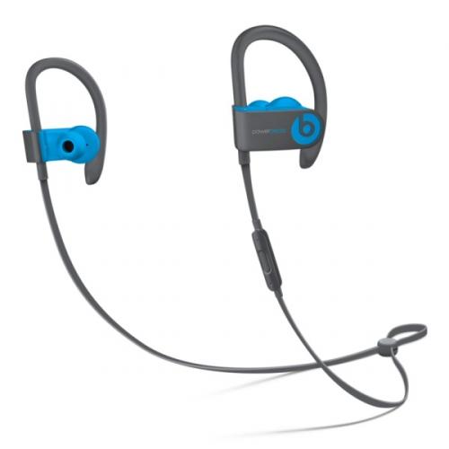 Sluchátka Beats Powerbeats3 Wireless černá/modrá