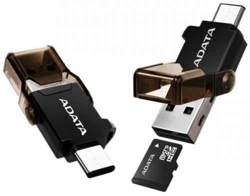 ADATA s duálním konektorem (USB-C + USB 3.1)