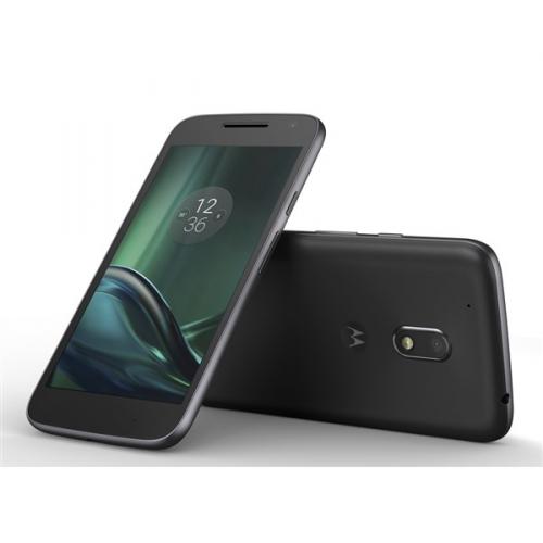 Lenovo Moto G4 Play Dual SIM černý