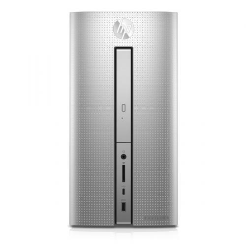 HP Pavilion 570-p021nc bílý + dárek