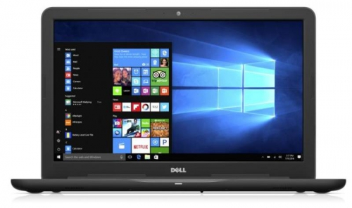 Dell Inspiron 17 5000 (5767) černý + dárky