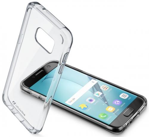 CellularLine Clear Duo pro Samsung Galaxy A5 (2017) průhledný