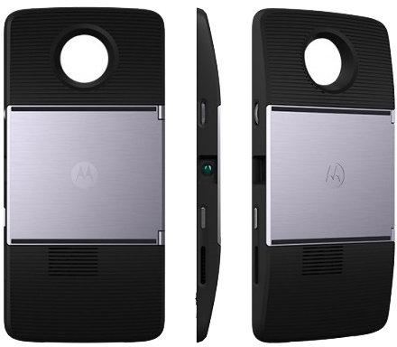 Motorola Mods DLP Projektor Insta-Share