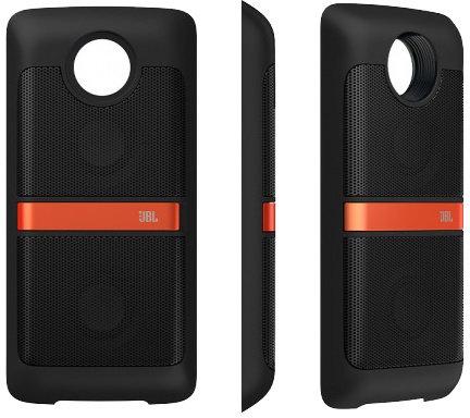 Lenovo Motorola Mods Reproduktor JBL SoundBoost černý
