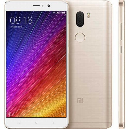 Mobilní telefon Xiaomi Mi5S Plus 128 GB Dual SIM zlatý