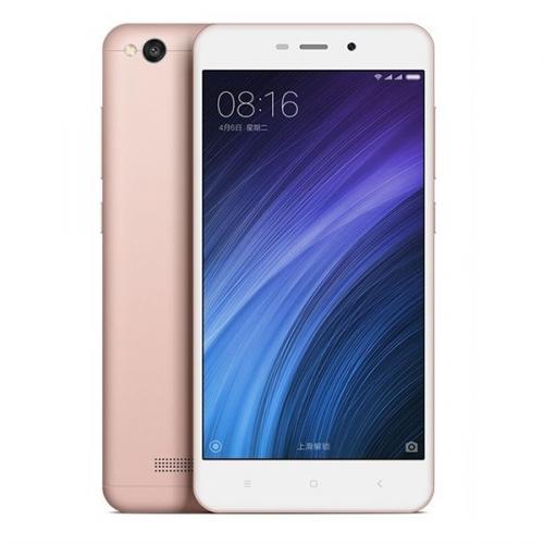 Xiaomi Redmi 4A CZ LTE růžový/zlatý