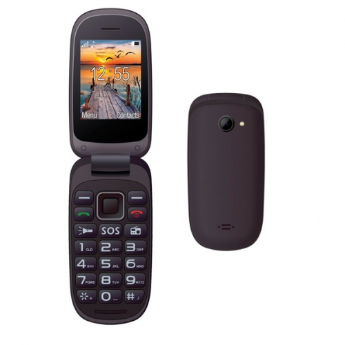 MaxCom Comfort MM818 Dual SIM černý