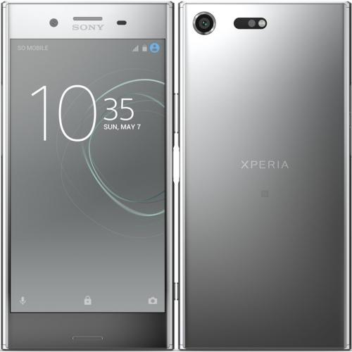 Sony XZ Premium Dual Sim (G8142) - Chrome Silver + dárek