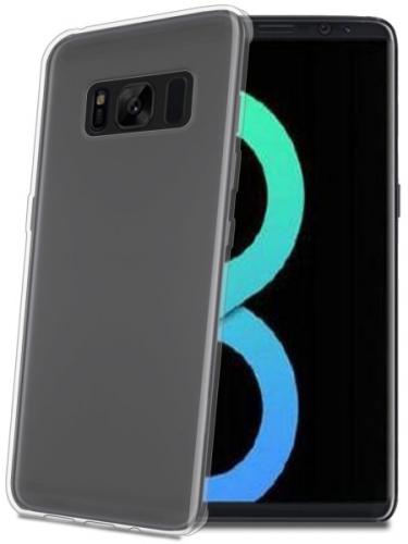 Celly Gelskin pro Samsung Galaxy S8 průhledný