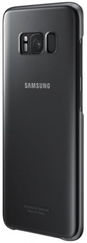 Samsung Clear Cover pro Galaxy S8 černý