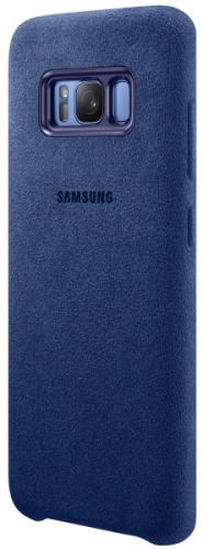 Samsung Alcantara pro Galaxy S8 (EF-XG950A) modrý