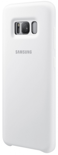 Samsung Silicone Cover pro Galaxy S8 bílý
