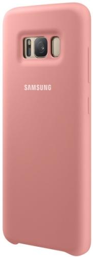 Samsung Silicone Cover pro Galaxy S8 růžový