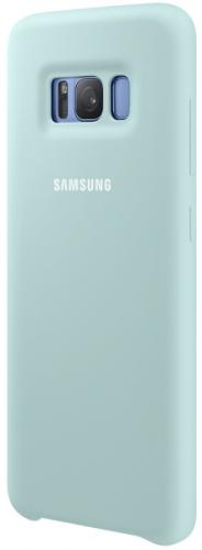 Samsung Silicon Cover pro Galaxy S8 (EF-PG950T) modrý