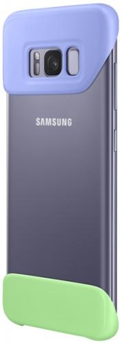 Fotografie Samsung EF-MG950CV 2Piece Cover Galaxy S8, Violet