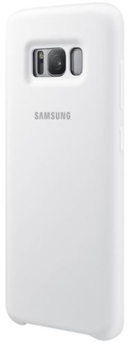 Samsung Silicone Cover pro Galaxy S8+ bílý