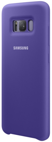 Samsung Silicone Cover pro Galaxy S8+ fialový