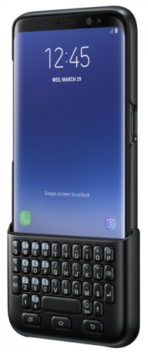 Samsung Keyboard Cover pro Galaxy S8+ černý