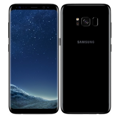 Samsung Galaxy S8 - Midnight Black + dárek