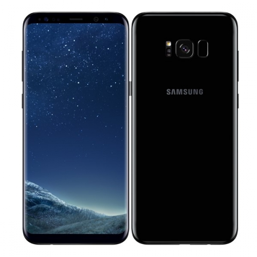 Samsung Galaxy S8+ - Midnight Black + dárek