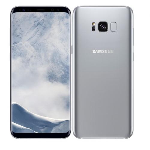 Samsung Galaxy S8+ - Arctic Silver