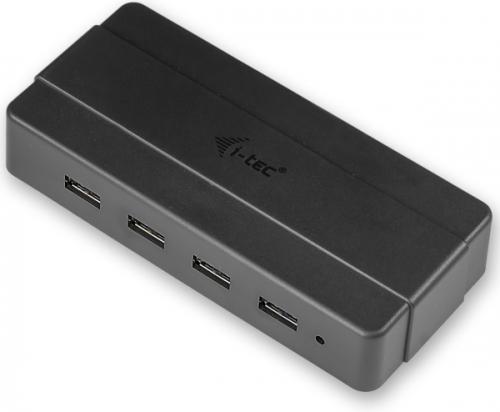 i-tec USB 3.0 / 4x USB 3.0 černý (U3HUB445)