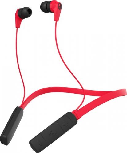 Skullcandy Ink'd Wireless černá/červená