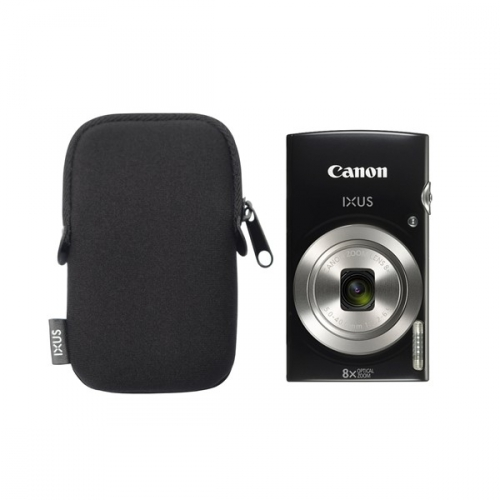 Canon IXUS 185 + orig.pouzdro černý (1803C010)