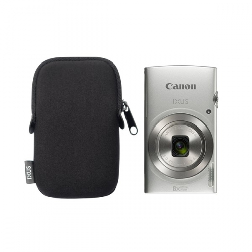 Canon IXUS 185 + orig.pouzdro stříbrný (1806C010)