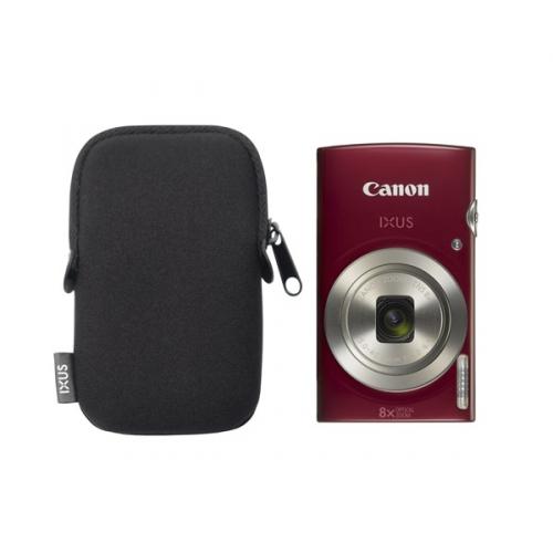 Digitální fotoaparát Canon IXUS 185 + orig.pouzdro červený