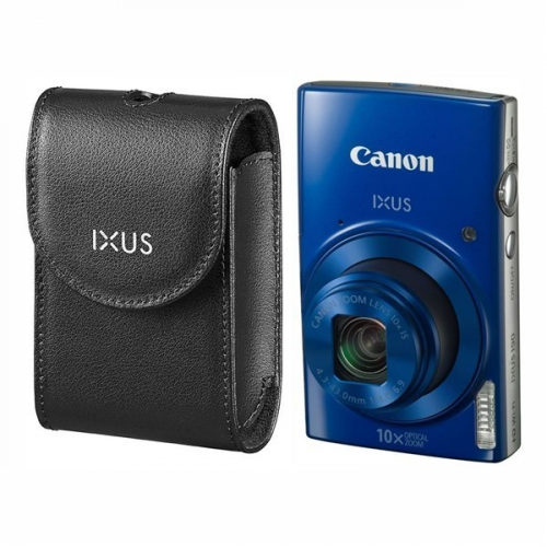 Canon IXUS 190 + orig.pouzdro modrý (1800C010)